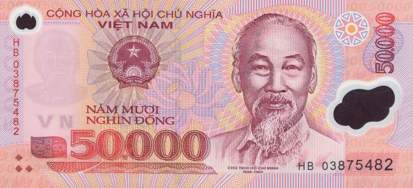 ВалютаВьетнамадонг