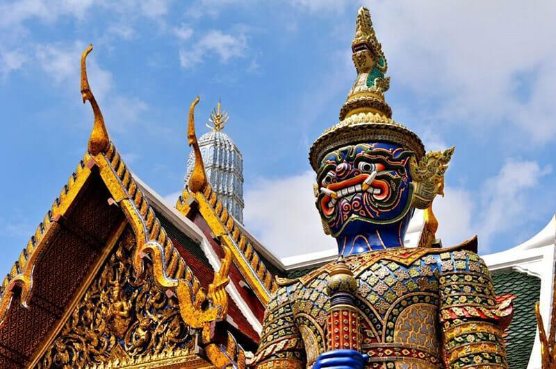 Королевский Дворец в Бангкоке вход