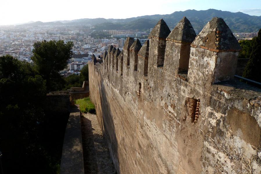 Крепость Гибралфаро