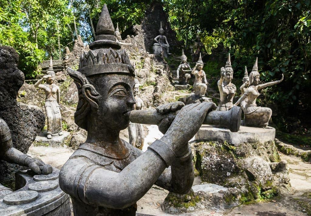 Магический сад Будды