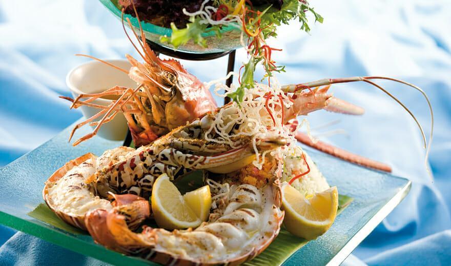 Мальдивы кухня