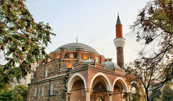 Мечеть Баня-Маши