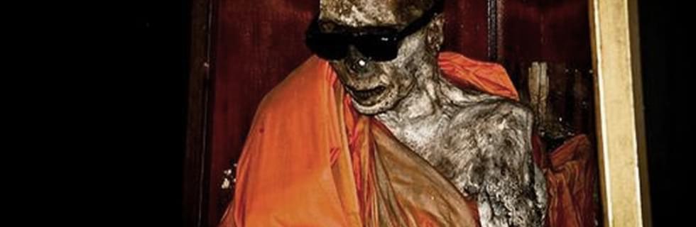 Монах из Кхун Арам