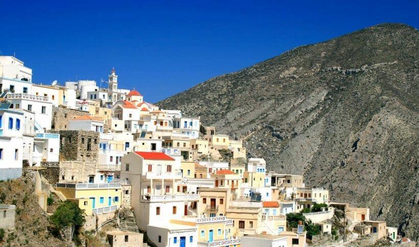 Остров Карпафос
