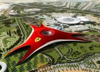 Парк Ferrari