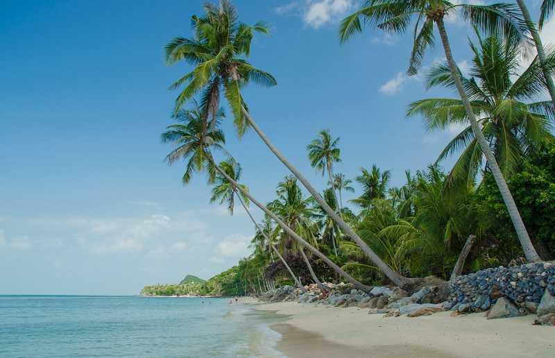Пляж Бан Тай Самуи