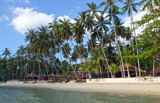 Пляж Липа Ной Бич (Lipa Noi Beach)