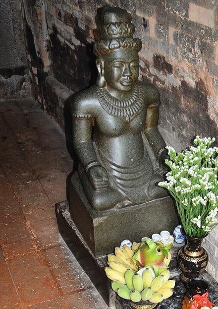 Понагар – буддистская богиня