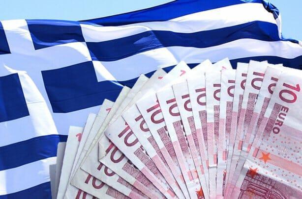 Греция деньги