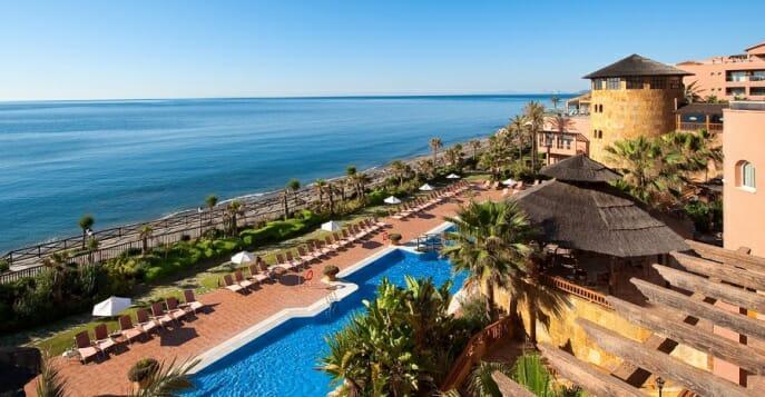 Коста-де-ла-Лус. Единственная курортная территория, расположенная на побережье не только Средиземного моря, но и Атлантического океана.
