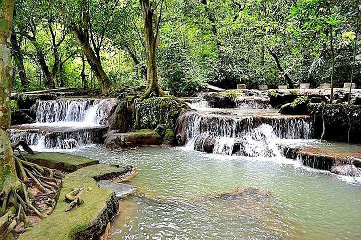 Водопад Than Bok Khorani