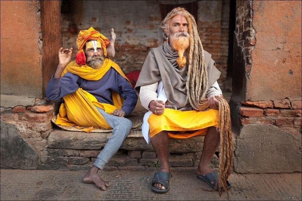 Индусы, такие индусы