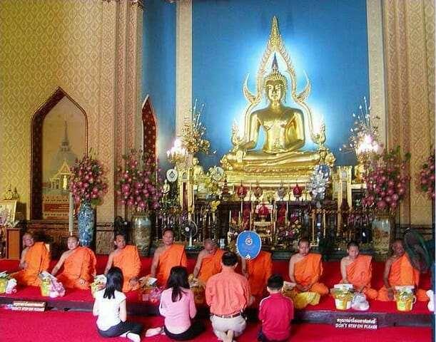 Мраморный храм Бангкока, Таиданд