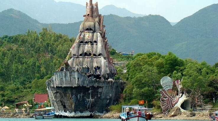 Океанариум Чи-Нгуен в нячанге