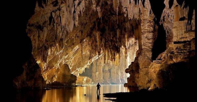 Пещеры Тхам-Лод
