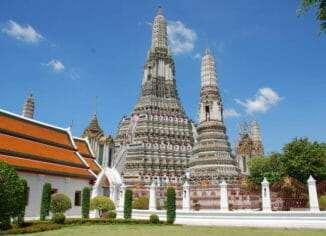 Храм Рассвета (Wat Arun)