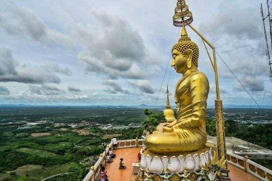 Храм Тигра в Пещере (Wat Tham Suea)