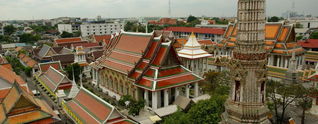 Остров Раттанакосин (Ко Rattanakosin)
