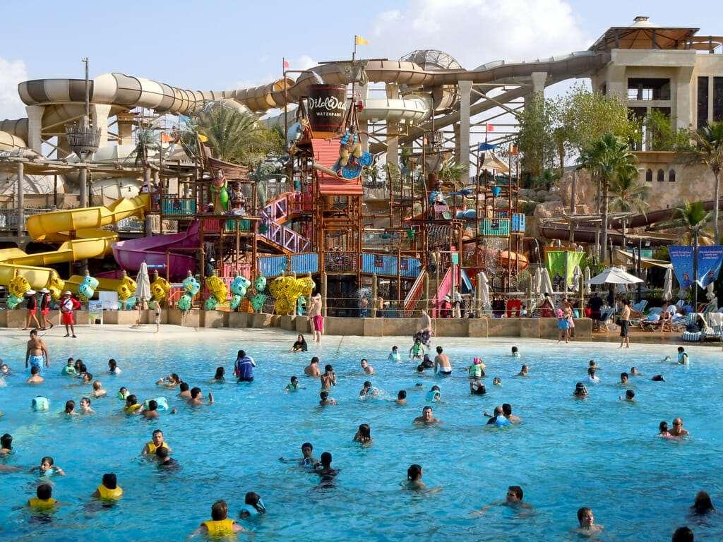 Аквапарк Вайлд Вади в Дубае