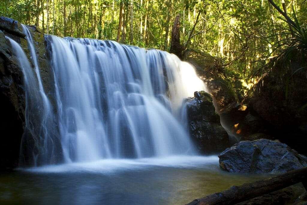 Водопад Suoi Trahn