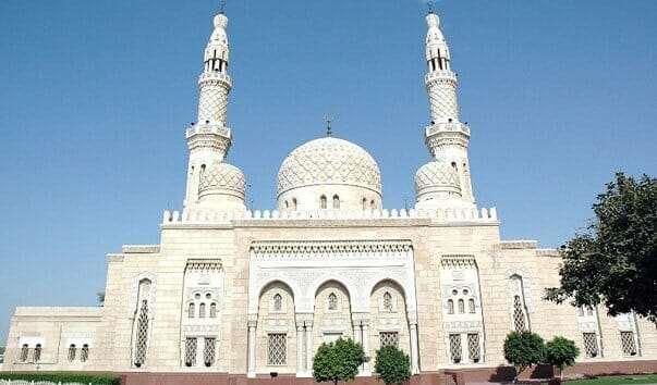 Джумейра дубай мечеть вторичная недвижимость на кипре недорого