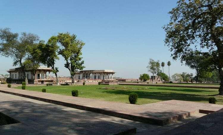 Сад Рамбах