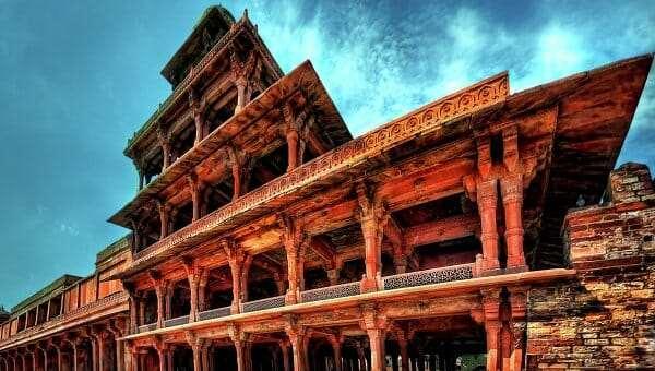 Фатехпур-Сикри потерянный рай