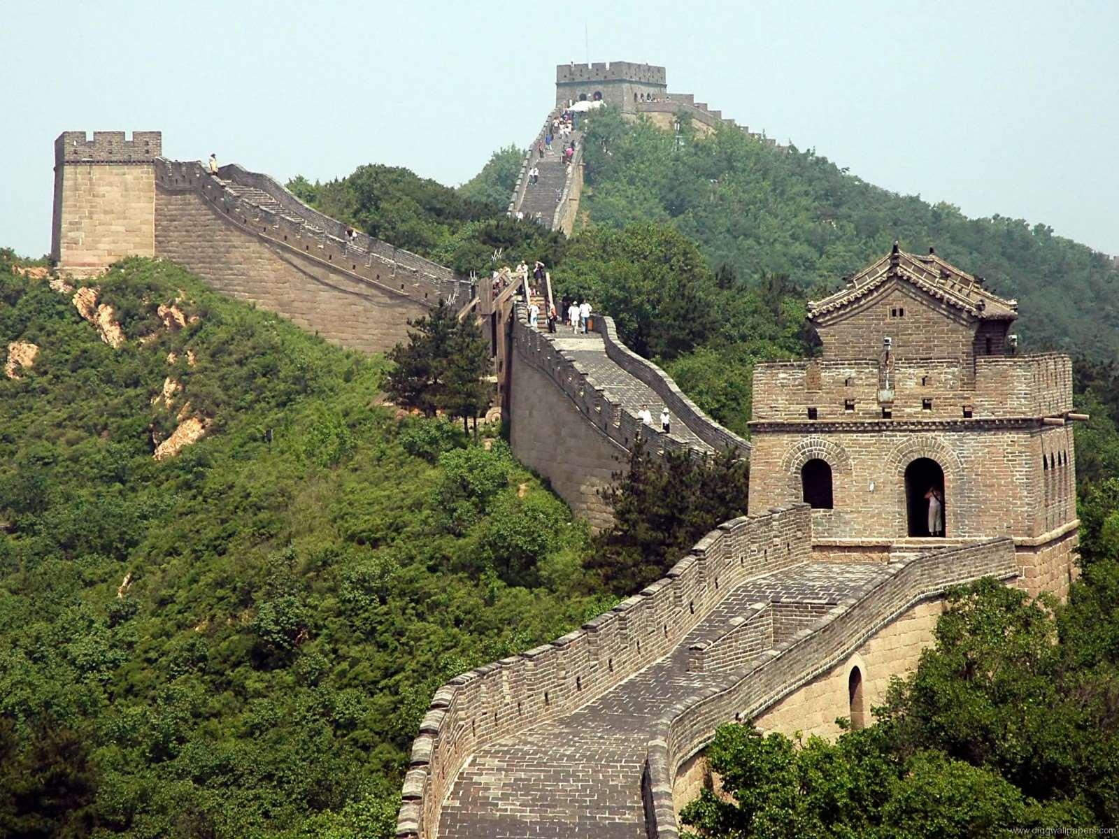 Бадалин, Пекин, Китай.
