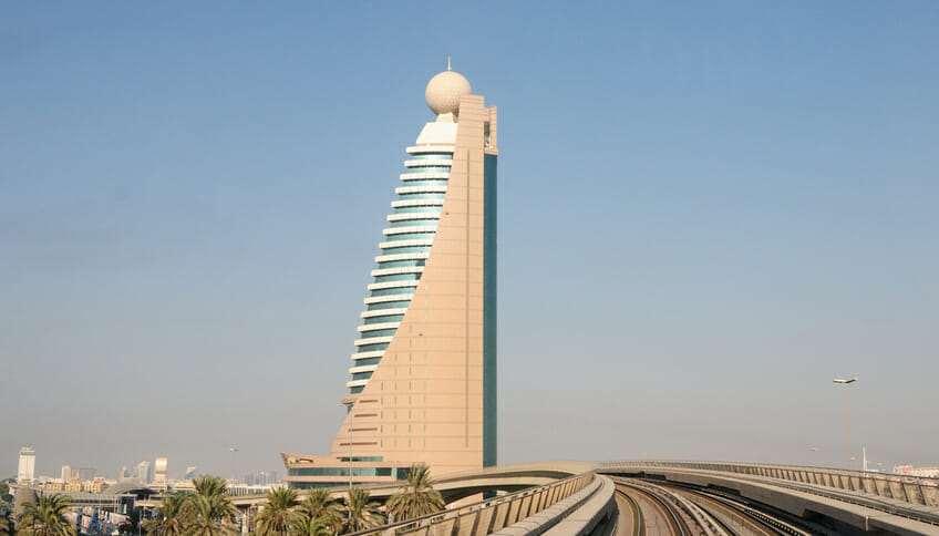 Башня Этисалат