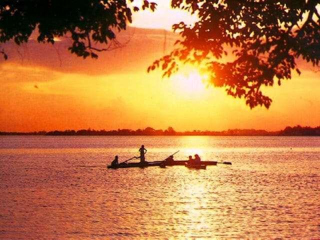 Затерянное море Бьен Лак, Фантхиет