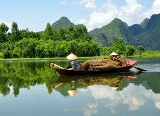 Затерянное море Бьен Лак