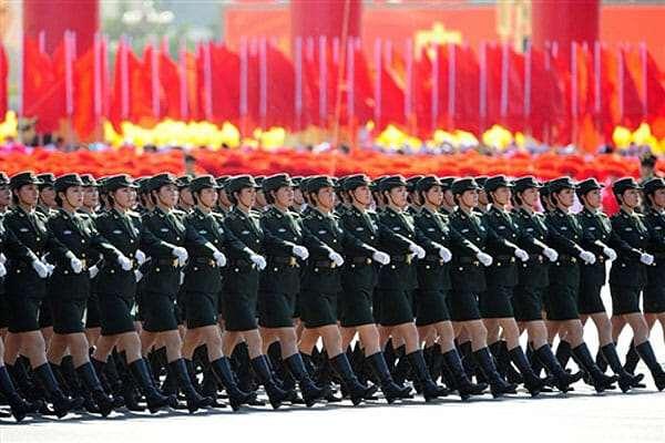 Китайские военные парады