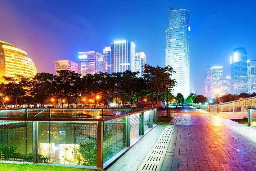 Курортный город Ханчжоу