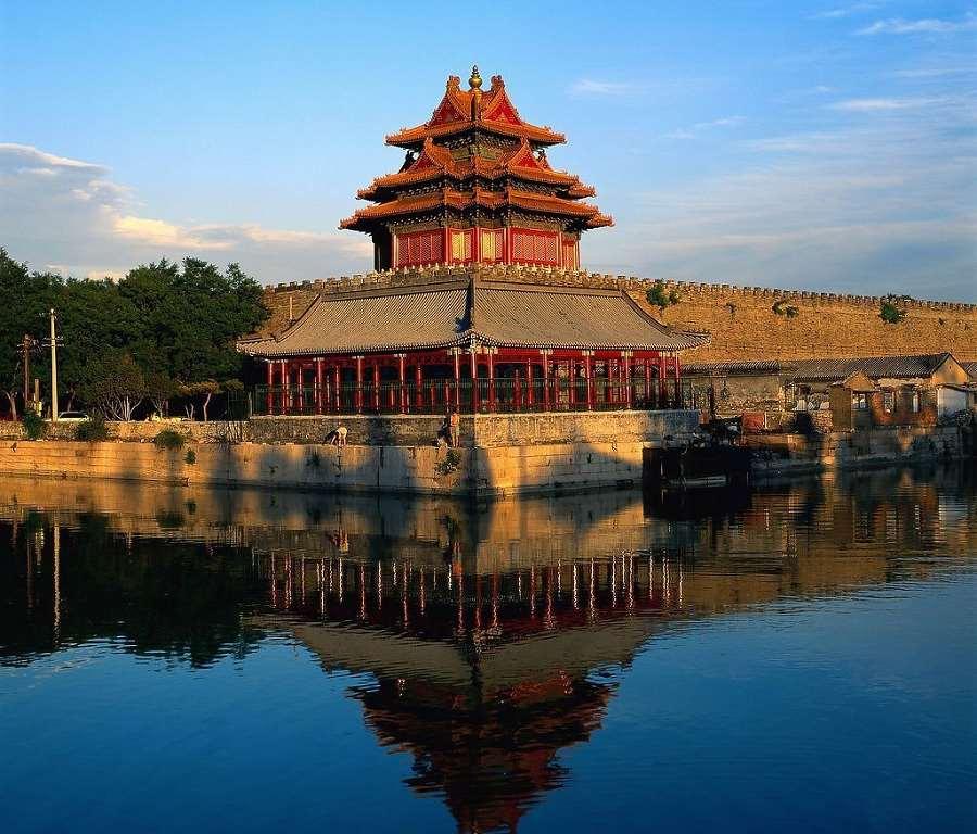 Летний дворец Пекин, Китай.