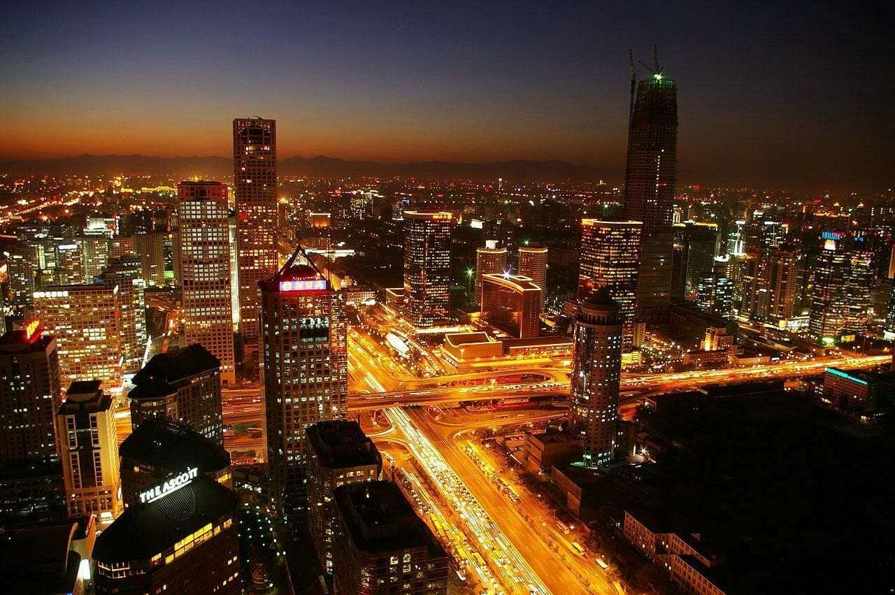 Ночная жизнь Пекина