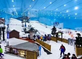 Ски Дубай (Ski Dubai)