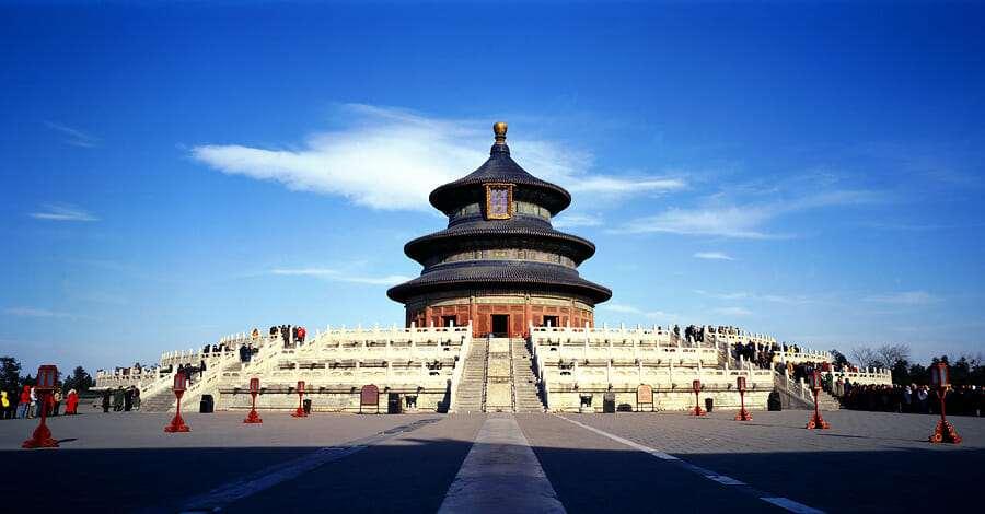Храм Неба, Пекин, Китай, Азия