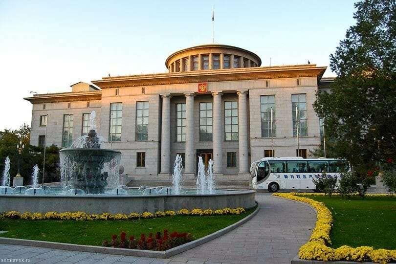 посольств России на территории КНР