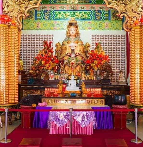 Богиня Тянь хоу
