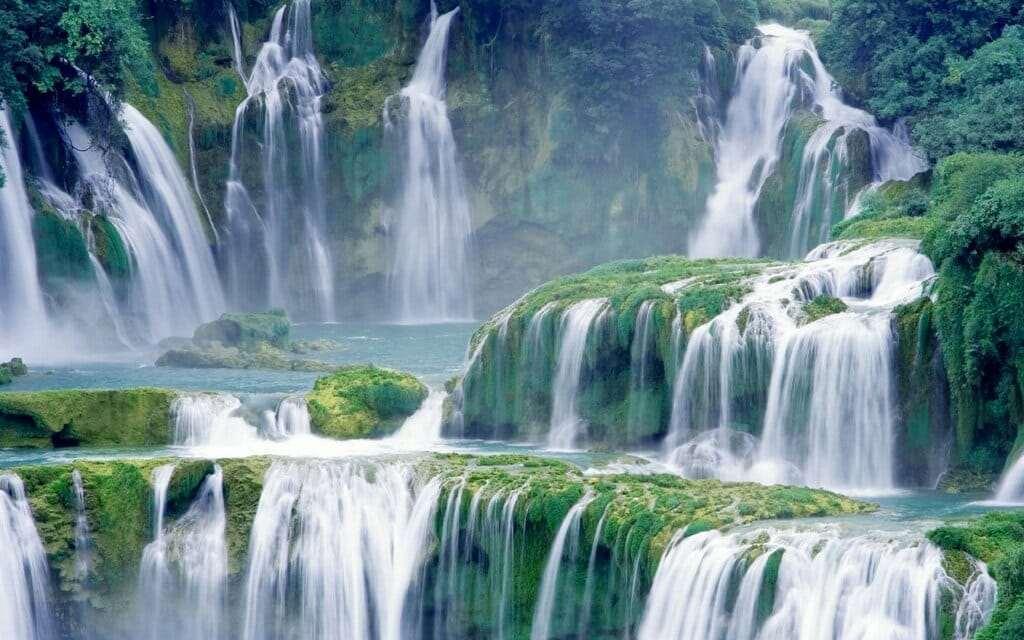 Водопад Камли(Cam Ly)