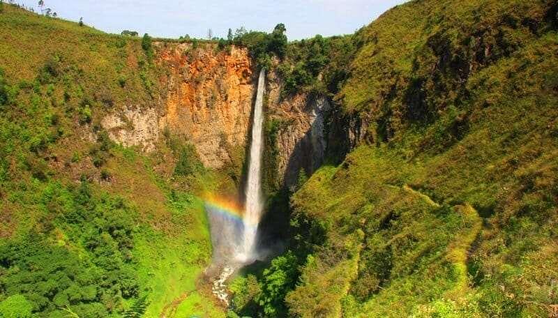 Водопад Сиписо Писо