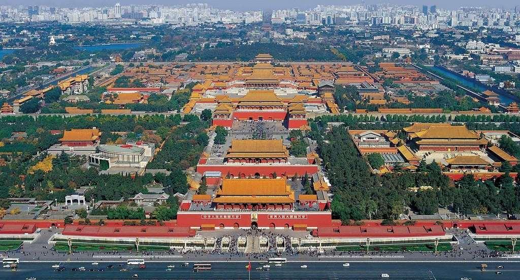 Краткая информация об Императорском дворце, или Запретном городе в Пекине