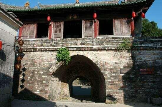 Крепость Дапэн (Dapeng Fortress)