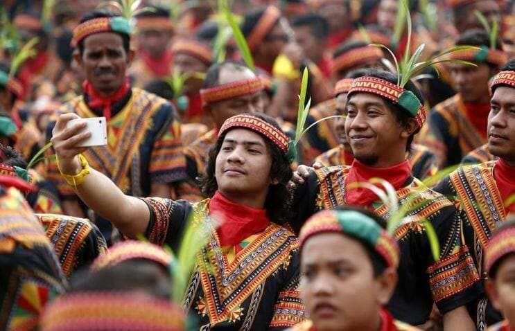 Культура и население индонезии