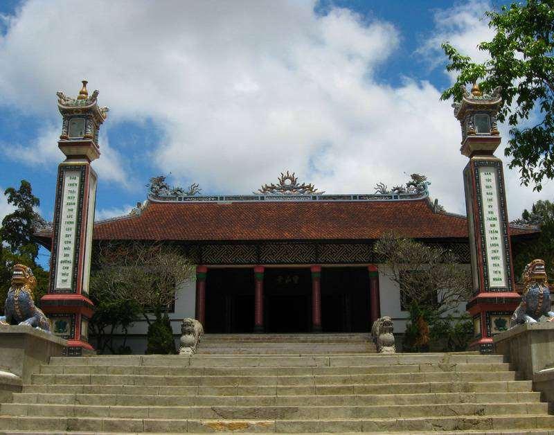 Пагода Линь Сон (Linh Son Pagoda)