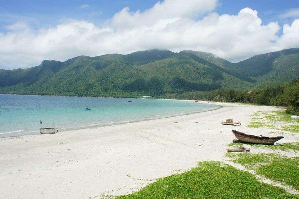 Пляж острова Кондао