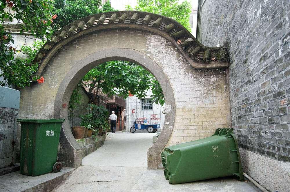 Старый город Наньтоу