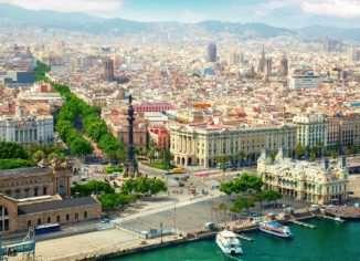 Столица Каталонии, Барселона.