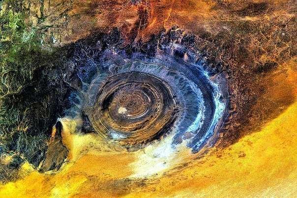 Глаз Сахары
