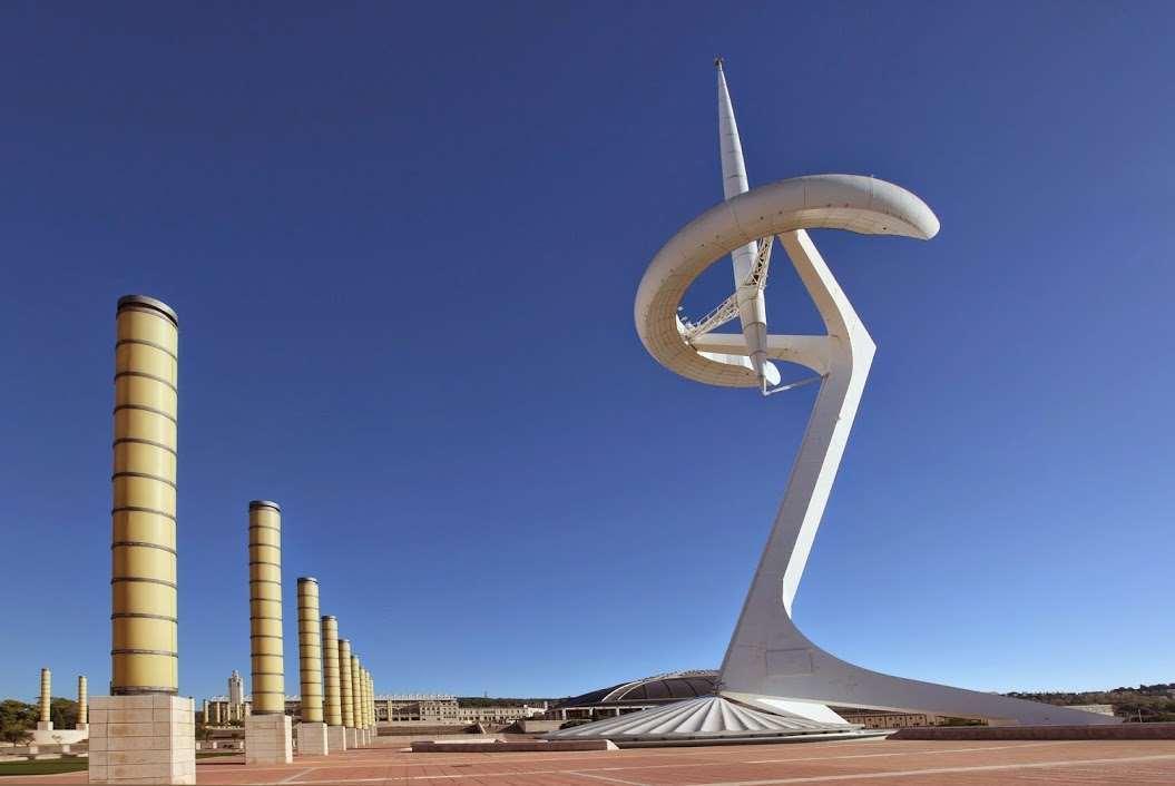 Олимпийская деревня в Барселоне